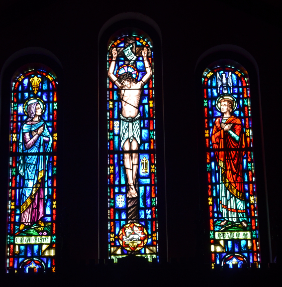 Windows Altar