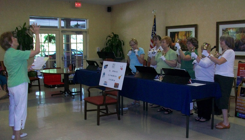 Handbells On the Road 2011